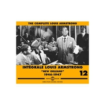 "INTEGRALE LOUIS ARMSTRONG VOL.12 ""NEW ORLEANS"" 1946-1947"
