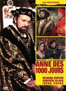 ANNE DES 1000 JOURS