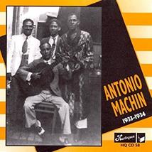 ANTONIO MACHIN 1933-1934