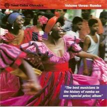 TUMI CUBA CLASSICS: VOLUME THREE, RUMBA