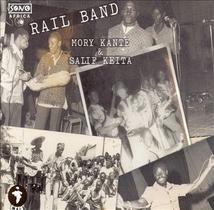 RAIL BAND: MORY KANTE & SALIF KEITA