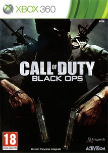 CALL OF DUTY : BLACK OPS - XBOX360