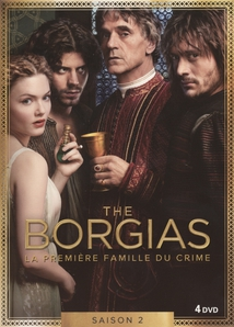 THE BORGIAS - 2/1