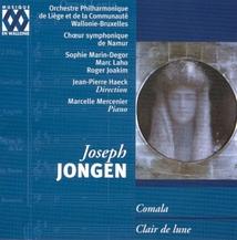 COMALA / CLAIR DE LUNE (ORCHESTRE/PIANO)