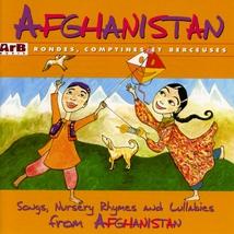 AFGHANISTAN: RONDES, COMPTINES ET BERCEUSES