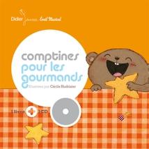 COMPTINES POUR LES GOURMANDS