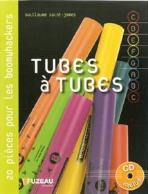TUBES À TUBES (20 PIÈCES POUR LES BOOMWHACKERS)