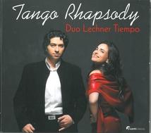 TANGO RHAPSODY & OTHER TANGOS (+ ZIEGLER/ JUSID) (+ UN DVD)