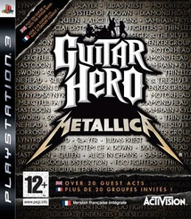 GUITAR HERO III : METALLICA (+ GUITARE) - PS3