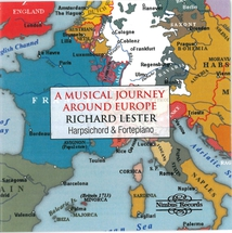 LESTER - A MUSICAL JOURNEY AROUND EUROPE