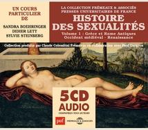 HISTOIRE DES SEXUALITÉS - VOL.1