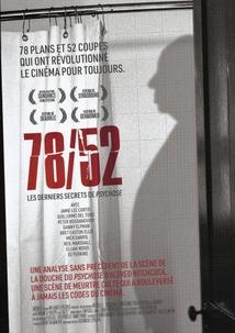 78/52 - LES DERNIERS SECRETS DE PSYCHOSE