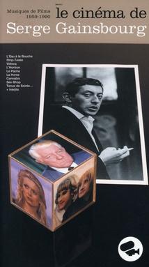 LE CINÉMA DE SERGE GAINSBOURG (COFFRET 3 CD)