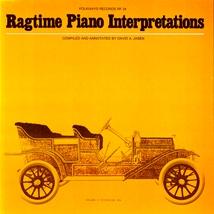 RAGTIME PIANO INTERPRETATIONS