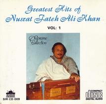 GREATEST HITS OF NUSRAT FATEH ALI KHAN VOL.1