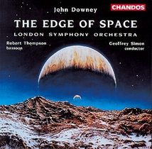 THE EDGE OF SPACE (+ JACOB, ANDRIESSEN)