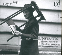 HAYDN 2032 N°4: IL DISTRATO (+ CIMAROSA)