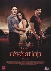 TWILIGHT - 4: RÉVÉLATION (PARTIE 1)