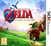 LEGEND OF ZELDA (THE) : OCARINA OF TIME 3D - 3DS