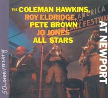 THE COLEMAN HAWKINS ALL STARS AT NEWPORT