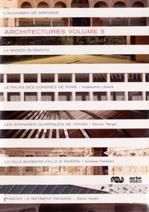 ARCHITECTURES, VOLUME 5