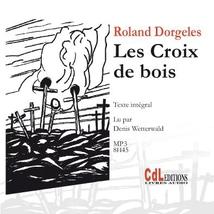 LES CROIX DE BOIS (CD-MP3)