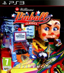 WILLIAMS PINBALL - PS3