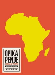 OPIKA PENDE. AFRICA AT 78 RPM