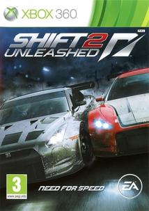 SHIFT 2 - XBOX360