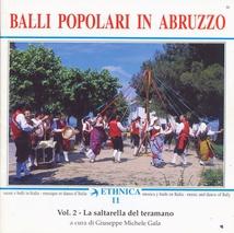 ETHNICA 11: BALLI POPOLARI IN ABRUZZO VOL. 2: LA SALTARELLA