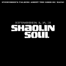 SHAOLIN SOUL: EPISODES 1,2,3.