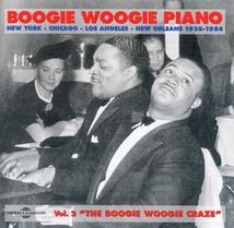 BOOGIE WOOGIE PIANO VOL.2 (THE BOOGIE WOOGIE CRAZE)