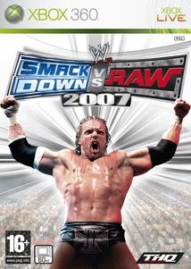 WWE SMACKDOWN VS RAW 2007 - XBOX360