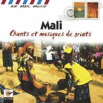 MALI: CHANTS ET MUSIQUES DE GRIOTS