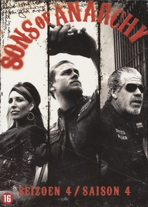 SONS OF ANARCHY - 4/2