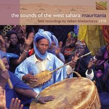 THE SOUNDS OF THE WEST SAHARA. MAURITANIA