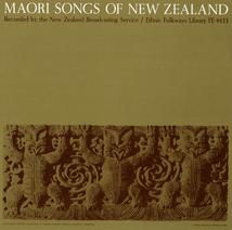 MAORI SONGS OF NEW ZEALAND