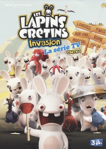 LES LAPINS CRÉTINS : INVASION - 1/1