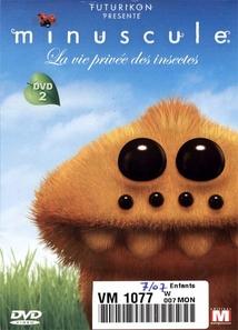 MINUSCULE - LA VIE PRIVÉE DES INSECTES - 1/2