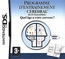 PROGRAMME D'ENTRAINEMENT CEREBRAL 1 - DS