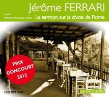 LE SERMON SUR LA CHUTE DE ROME (CD-MP3)