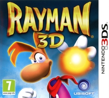 RAYMAN 3D - 3DS