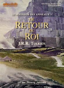 LE SEIGNEUR DES ANNEAUX TOME 3 - LE RETOUR DU ROI