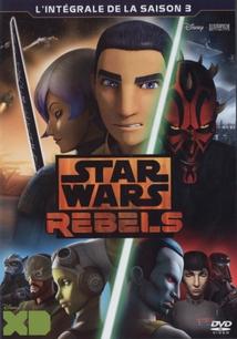 STAR WARS REBELS - 3