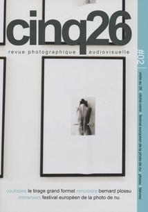 CINQ26 - REVUE PHOTOGRAPHIQUE AUDIOVISUELLE #02