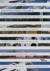 ARCHITECTURES, VOLUME 9