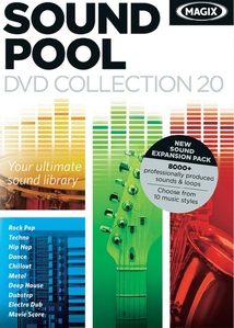 SOUNDPOOL COLLECTION 20 - DVD COLLECTION
