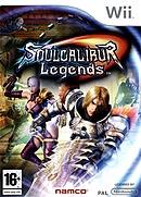 SOULCALIBUR LEGENDS - Wii