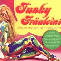 FUNKY FRÄULEINS (FEMALE BEAT, GROOVE, DISCO, FUNK IN GERMANY