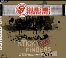 FROM THE VAULT : STICKY FINGERS LIVE AT THE FONDA THEATER